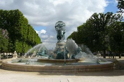 リュクサンブール公園
